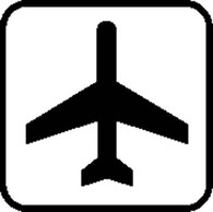 airport_sign_board_vector_preview